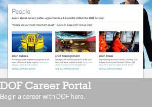 DOF Group - Providing integrated offshore services